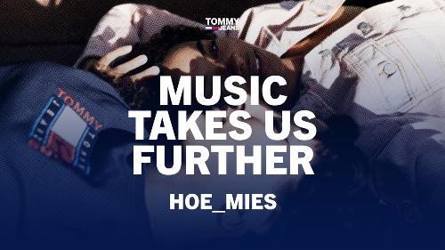 Le DJ berlinesi di Hoe__Mies nella campagna di Tommy Jeans | Collater.al