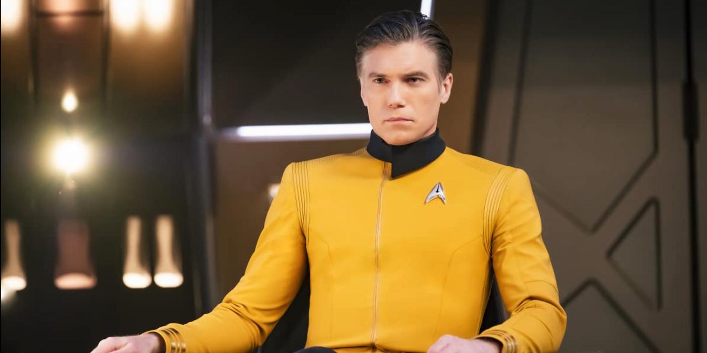 'Star Trek: Strange New Worlds'
