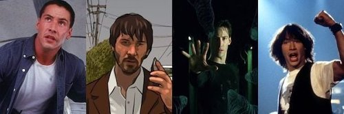 Best Keanu Reeves Movies, Ranked from Excellent to Most Excellent