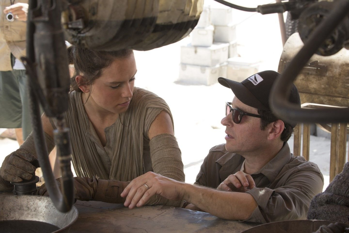 J.J. Abrams Reflects on 'Star Wars' and When It's Critical to Have a Plan