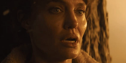 Intense New 'Those Who Wish Me Dead' Clip Shows Angelina Jolie in Peril
