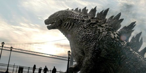 2014's 'Godzilla' to Stomp (Gracefully, Artfully, Just Out of Frame) to 4K Blu-Ray