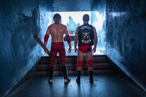 'Heels' First Trailer Sees Stephen Amell Step Into the Ring for Starz Wrestling  - cover