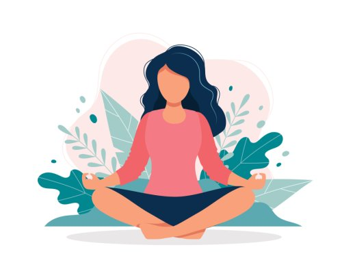 Meditation: Doing little, achieving a lot