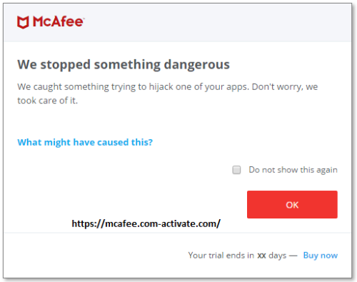 If McAfee Stops Detecting Malware! How to Fix it? - Mcafee.com/activate