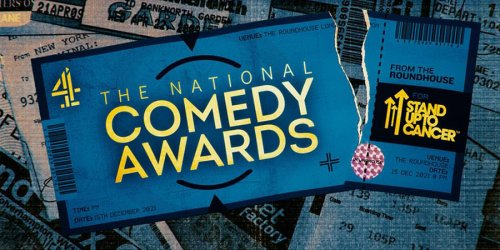National Comedy Awards launched by Channel 4