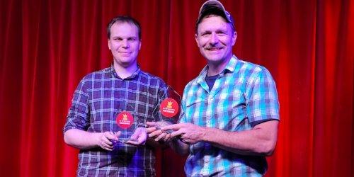 Brandon Burke wins BCG Pro Performance Awards 2020