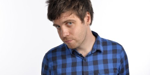 Comedian Ed Patrick to publish anaesthetist book