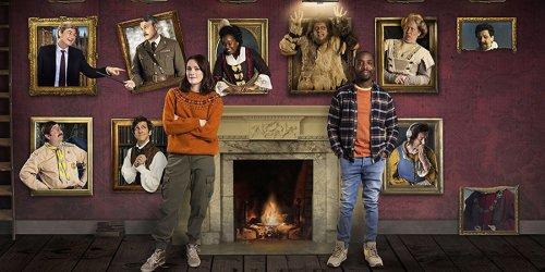 Ghosts Series 3, Episode 1 - British Comedy Guide