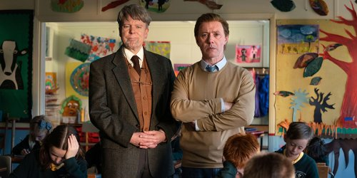 Mark Gatiss amongst Inside No. 9 Series 7 guest stars