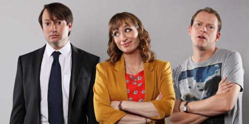 Peep Show creators tried to make a female spin-off with Dobby