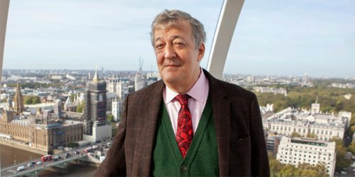 Stephen Fry to publish a book about ties