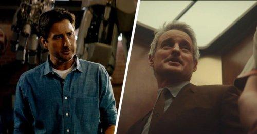"Stargirl Actor Luke Wilson Speaks Out on Marvel ""Feud"" With Loki's Owen Wilson"