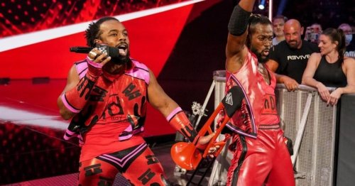 Kevin Nash Loved The New Day's Tribute to The NWO on This Week's WWE Raw
