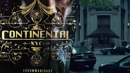 John Wick Prequel Series The Continental Plot Details and Characters Revealed