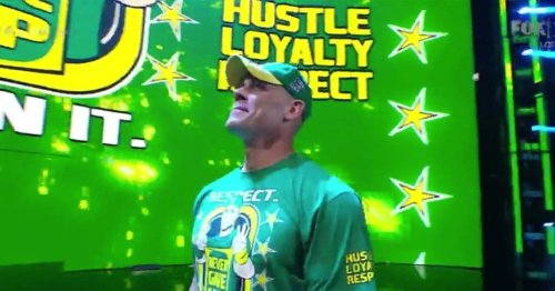 WWE: John Cena Addresses Roman Reigns' Missionary Comments, Pokes Fun at Bella Proposal on SmackDown