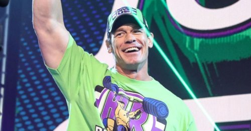 John Cena Plays Coy About Wrestling at WWE SummerSlam