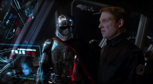 Star Wars Actor Domhnall Gleeson Wishes We Learned More About General Hux