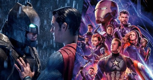 Batman v Superman Writer Explains Why Marvel Movies Are More Successful Than DC