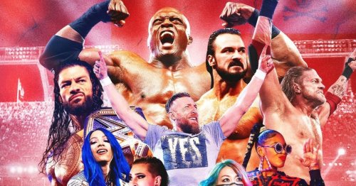 WrestleMania 37: Start Time, Live Stream, How to Watch, Full Card and Betting Odds for Night 2