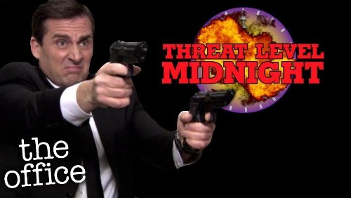 The Office's Threat Level Midnight Is Getting its Own Graphic Novel