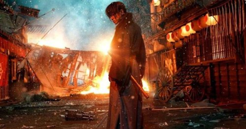 Final Rurouni Kenshin Films Releases New TV Spot