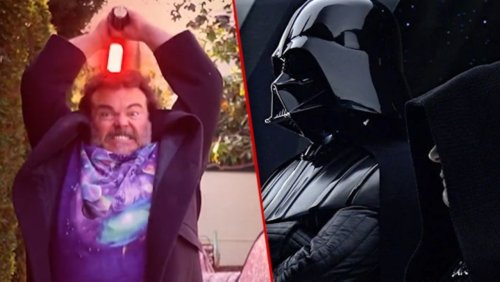 """Star Wars: Jack Black Has Epic Follow-Up With """"Revenge of the Fifth"""" Video"""
