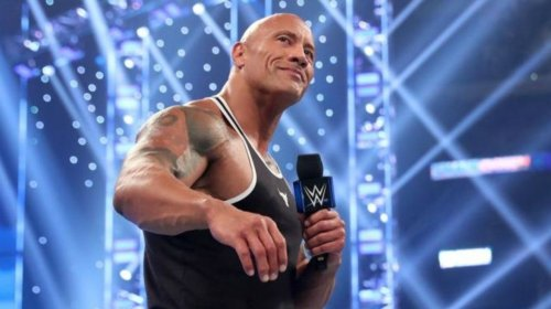 The Rock Fan Art Has WWE Fans Hyped for Rumored Survivor Series Return