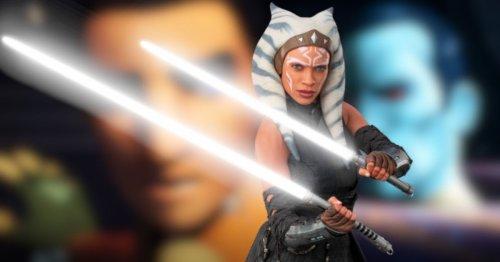 Star Wars Rumor Claims Ahsoka Series Has Cast Live-Action Ezra Bridger and Thrawn