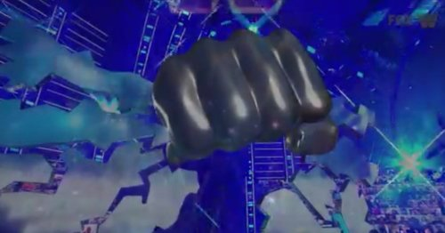 WWE Fans Are Not Feeling SmackDown's CGI Fist