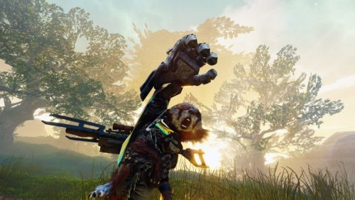 Biomutant Shows Off Gameplay from 5 Different Platforms