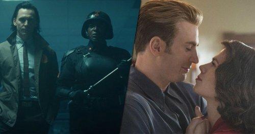 Loki Head Writer Weighs in on the TVA Arresting Steve Rogers