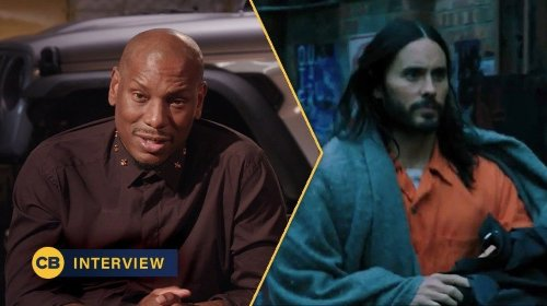 F9 Star Tyrese Gibson Confirms Morbius is in The MCU