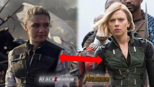 Black Widow: Scarlett Johansson Confirms Worrying Avengers: Infinity War Easter Egg