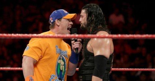 WWE's Roman Reigns Teases John Cena SummerSlam Match