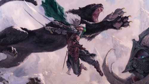 Magic: The Gathering Designer Teases Upcoming Dungeons & Dragons Crossover Set