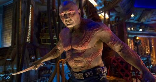 Guardians of the Galaxy Vol. 3: Dave Bautista Still Hasn't Read James Gunn's Script