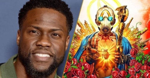 Kevin Hart Celebrates Borderlands Filming With Behind-the-Scenes Photo