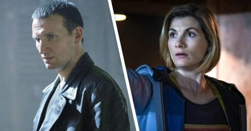 """Doctor Who: Christopher Eccleston Says Series Still a """"Boy's Club"""""""