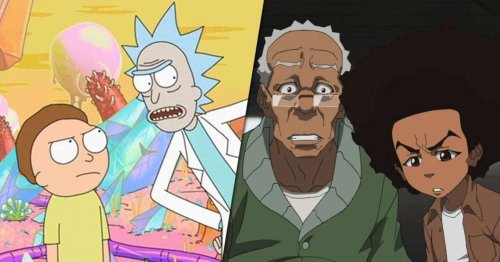 HBO Max Adds Profile Icons for Rick and Morty, The Boondocks and More