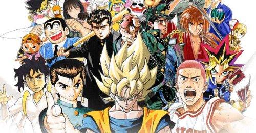 Manga Poll Ranks Shonen Jump's Best Artists