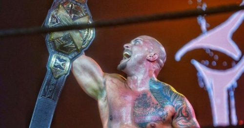 NXT Champion Karrion Kross Talks Jumping to WWE's Main Roster