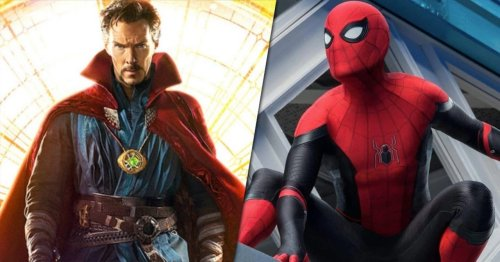 Spider-Man: No Way Home Leak Shows Peter Parker and Doctor Strange in Action