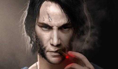 Here's What Keanu Reeves Could Look Like as Wolverine