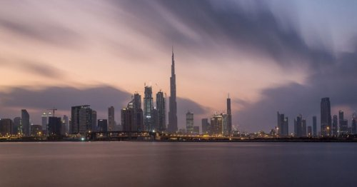 Dubai Is Creating Artificial Rain Storms to Combat Heat, So Geostorm Is Real I Guess