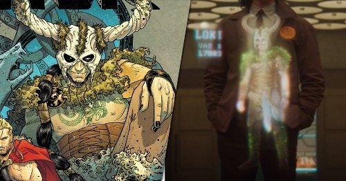 Loki: Jason Aaron and Russell Dauterman React to Norse Loki Cameo