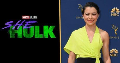 "She-Hulk Star Tatiana Maslany Takes the Fifth on Marvel Studios Series: ""I Can't Talk About It"""