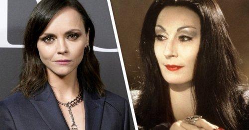 Addams Family Netflix Series Rumored to Want Christina Ricci as Morticia Addams