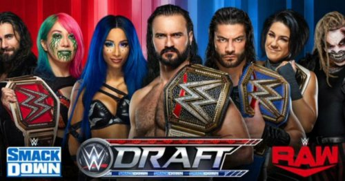 WWE Reportedly Moving Major WWE SmackDown Star Over to Raw Soon