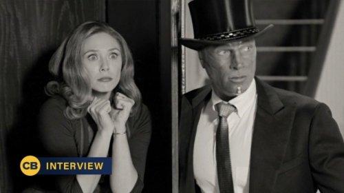 WandaVision VFX Supervisor Breaks Down Vision's Retro Phasing Effects